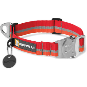 Ruffwear Top Rope Article pour animaux, kokanee red